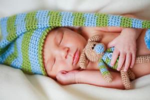 surrogate newborn
